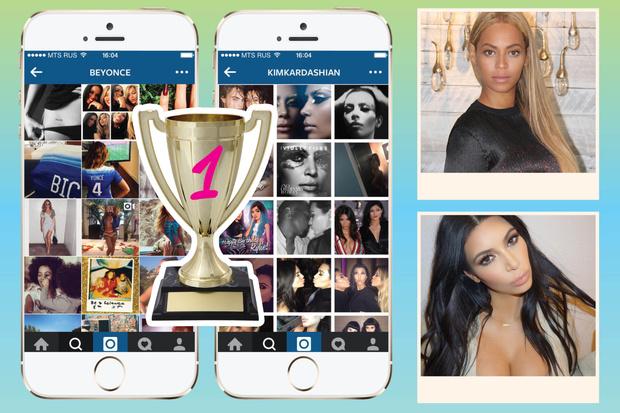 Фото №1 - Топ-20: Самые популярные звезды в Instagram