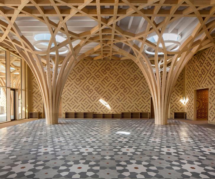 Фото №7 - Современная мечеть в Кембридже