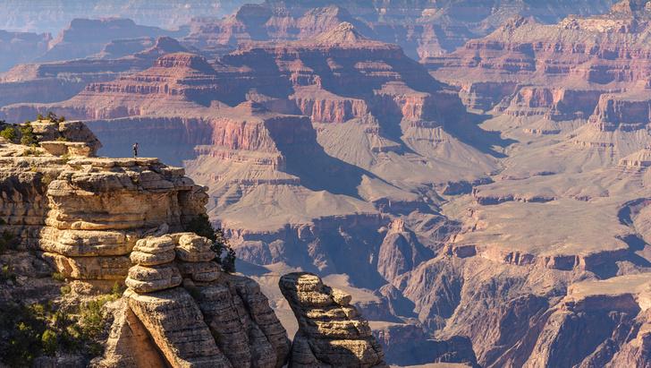 Фото №1 - США бесплатно: самые красивые места в Штатах, куда можно попасть даром