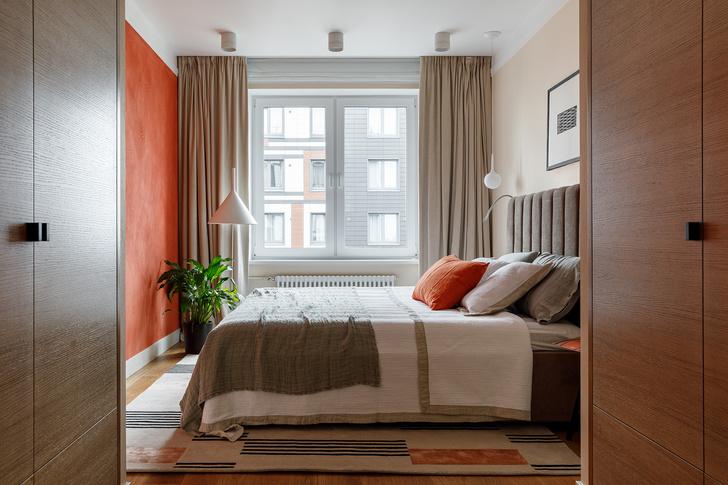 Фото №16 - Квартира молодой девушки в стиле mid-century modern 68 м²