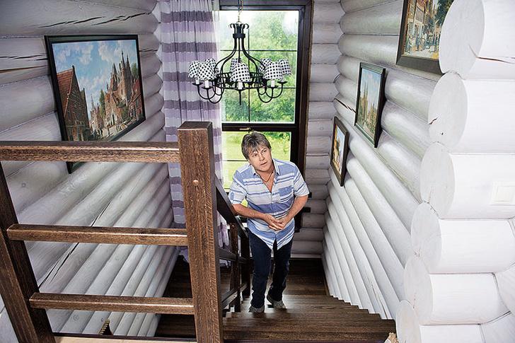 Фото №4 - Алексей Глызин: «Жить надо в деревне – никакой бессонницы»