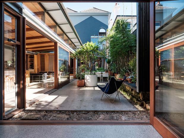 Фото №5 - Дом-трансформер в пригороде Сиднея