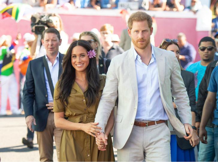 Фото №3 - Как Королева отнеслась к откровенному интервью Гарри и Меган