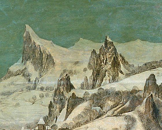 Фото №10 - «Охотники на снегу» Брейгеля: 9 интересных фактов