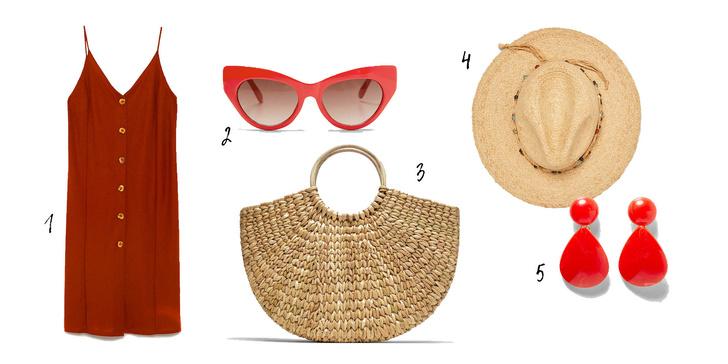 Фото №2 - Говорим и показываем: Как носить главный летний must-have?