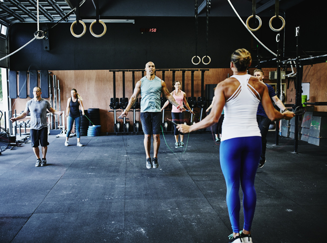 Фото №5 - Кроссфит: мифы о вреде круговых тренировок