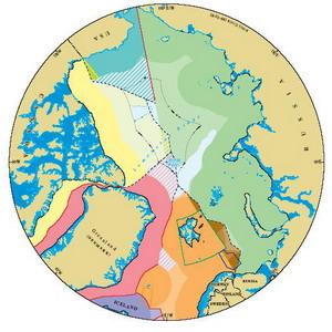 Фото №1 - Карта Арктики решит споры