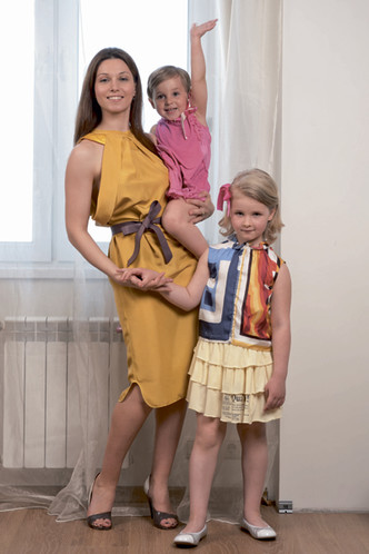Фото №2 - Александра Урсуляк, Аня и Настя: Дважды мама
