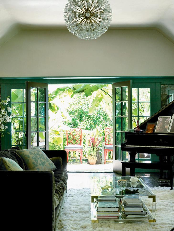 Фото №2 - Из архивов ELLE DECORATION: дом декоратора Кевина Хейли в Лос-Анджелесе