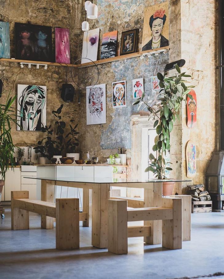Фото №6 - Дом в старой церкви в Испании