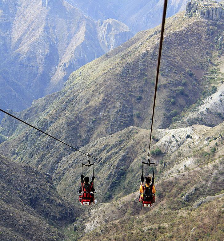 Фото №7 - Большое путешествие: неизвестная Мексика