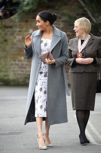 Фото №8 - Герцогиня Меган не прощается с кино (но примеряет новую роль)