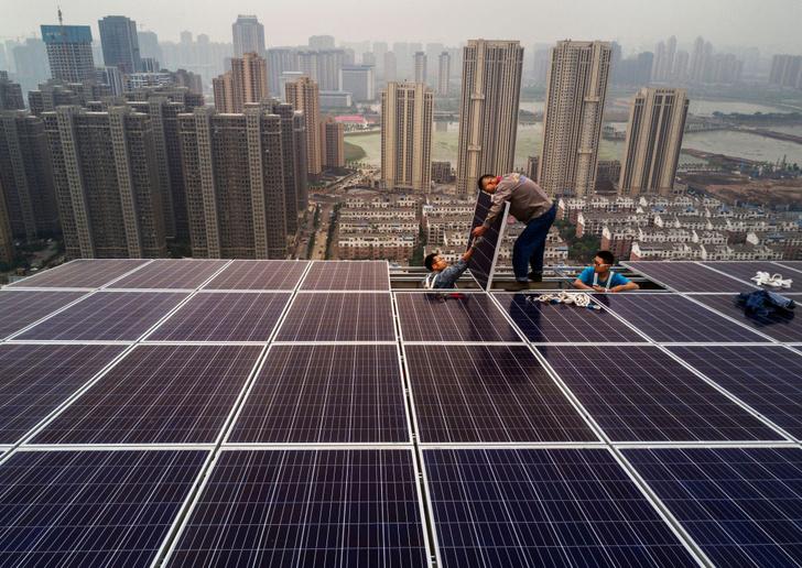 Фото №1 - Энергия будущего