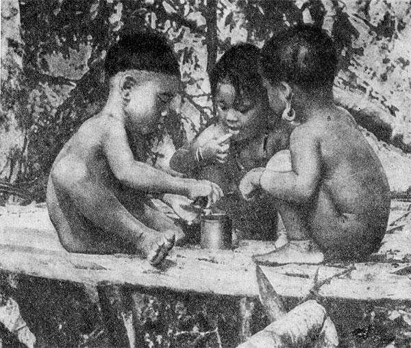 Фото №3 - Пунаны — люди из легенды