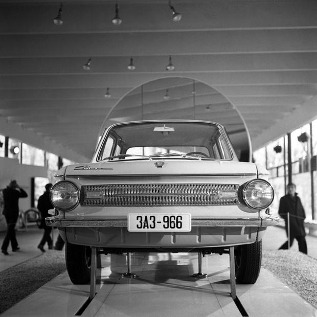 Фото №10 - 18 прозвищ автомобилей из СССР