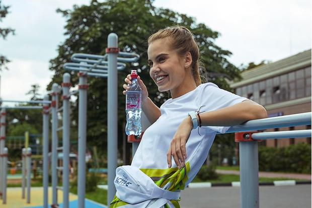 Фото №3 - Aqua Minerale Active начинает серию беговых экскурсий с Дашей Клюкиной