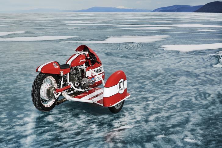Фото №2 - Мороз и солнце: необычные соревнования на льду, о которых вы могли не знать