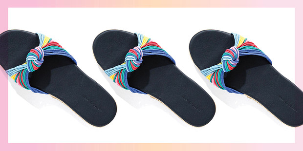 Фото №2 - Дорого-дешево: сандалии с узлом