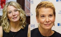 Высоцкая, Мельникова и еще 13 актрис, побрившихся наголо