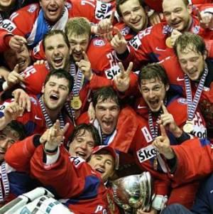 Фото №1 - Россия выиграла чемпионат мира