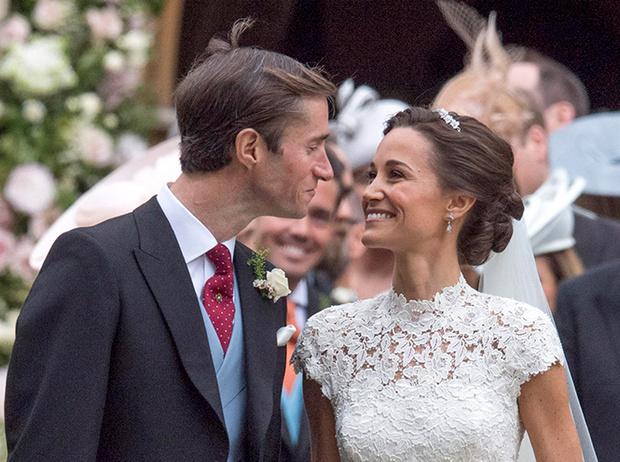 Фото №1 - Факты о медовом месяце Пиппы Миддлтон, которым позавидует даже Кейт
