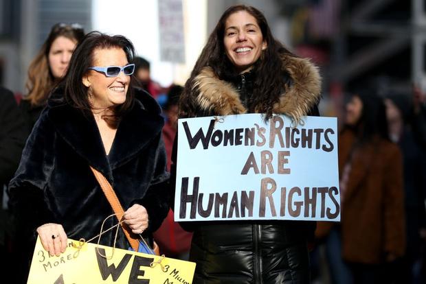 Фото №2 - Чего хотят женщины: за что борются современные феминистки