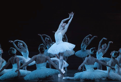 Фото №1 - Встречайте «Летние балетные сезоны» в Москве!