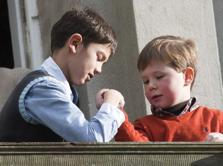 Фото №39 - «Деревянные игрушки»: во что играют дети королей