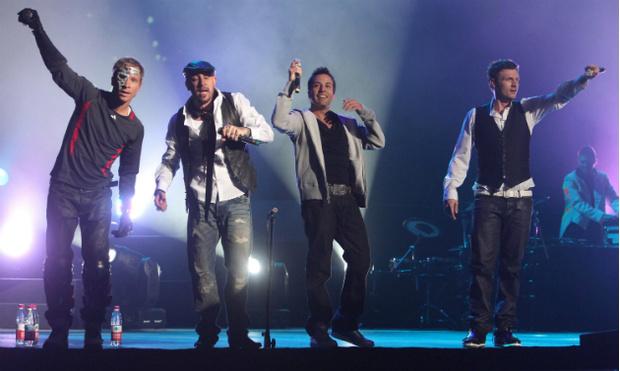 Фото №1 - Backstreet Boys воссоединились для записи пятого альбома