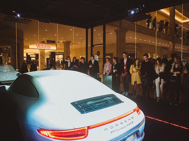 Фото №2 - В Москве открылся проект «Звук от Porsche: истории бренда»