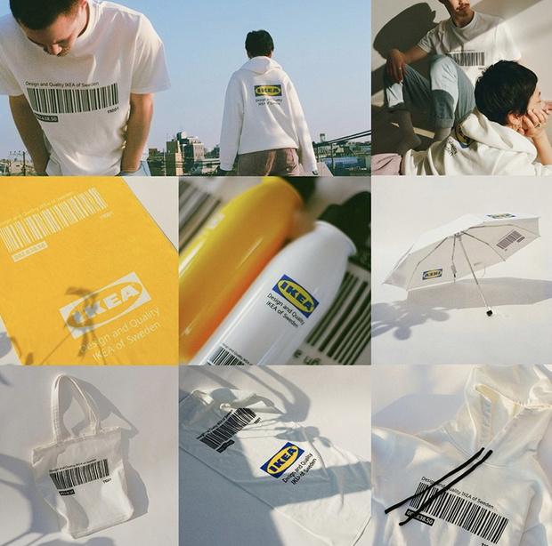 Фото №1 - IKEA выпустила первую коллекцию одежды