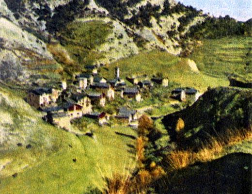 Фото №1 - Андорра по горизонтали и вертикали