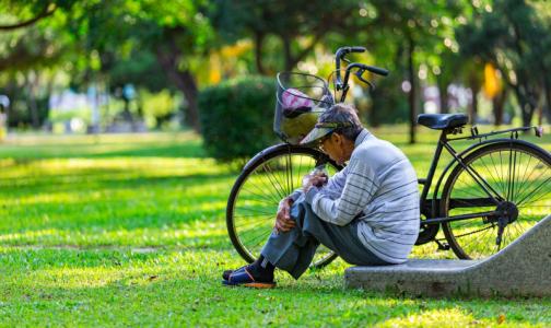 Фото №1 - Геронтолог рекомендует пожилым людям меньше есть и чаще думать