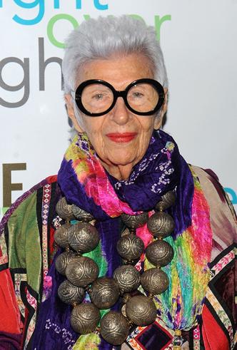 Фото №4 - Айрис Апфель рассказала, как она выбирает свои очки