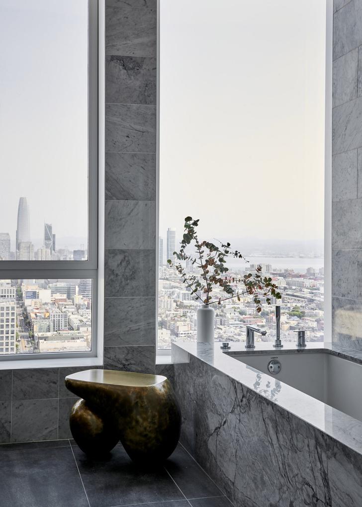 Фото №8 - Галерея коллекционного дизайна в апартаментах в Сан-Франциско
