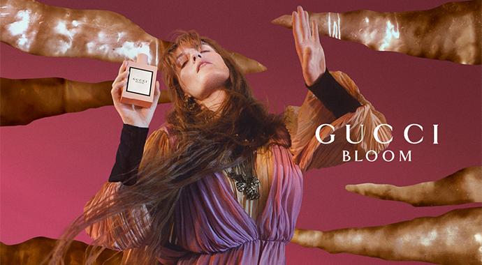 Время подарков: Флоренс Уэлч снимется в праздничном ролике рекламной кампании Gucci