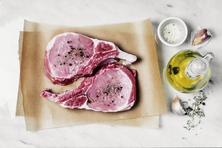 Продукты, которые укорачивают жизнь: Красное мясо