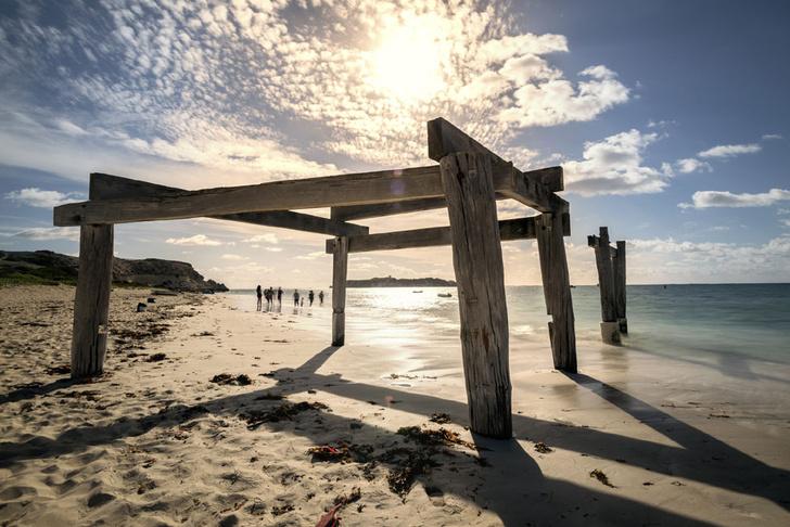 Фото №1 - Правда ли, что в Южном полушарии Солнце восходит на западе?