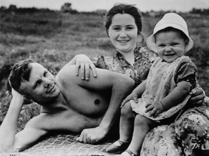 Фото №5 - Валентина и Юрий Гагарины: история космической любви
