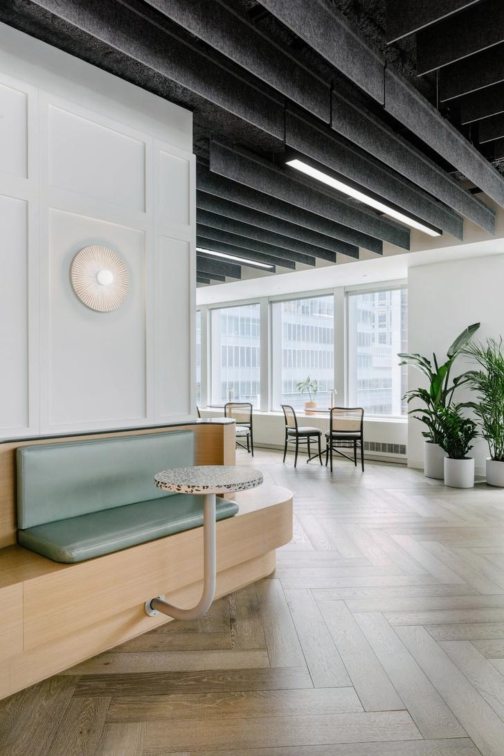 Фото №3 - Офис в светлых тонах в Нью-Йорке