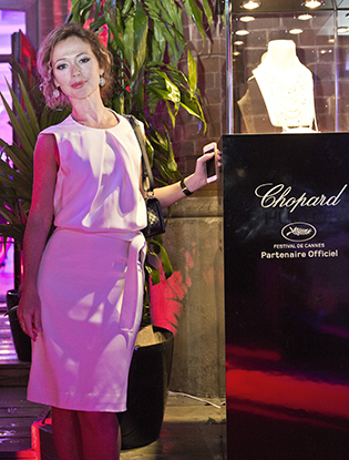 Фото №7 - Компания Chopard представила ювелирную коллекцию Red Carpet 2015