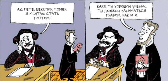 Фото №5 - Карл Маркс: есть ли жизнь до «Капитала»