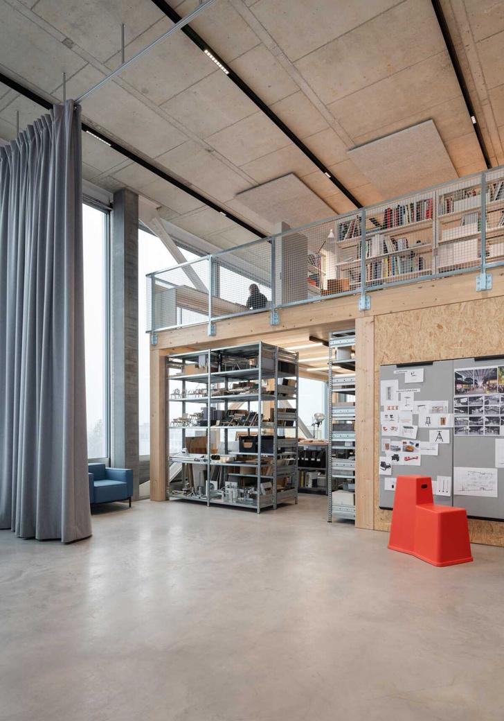 Фото №7 - Танцующий офис: студия дизайнера Стефана Хюрлеманна
