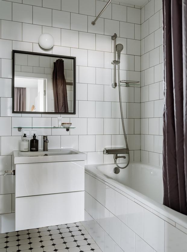 Фото №13 - Интерьер месяца: уютная квартира 35,7 м² в скандинавском стиле