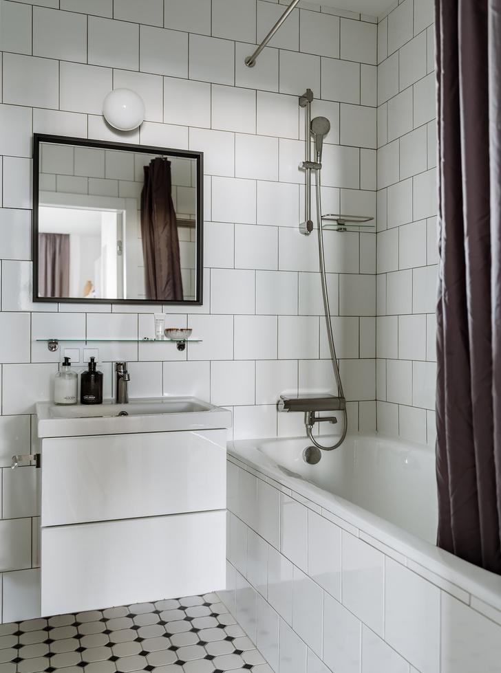Фото №13 - Уютная квартира 35,7 м² в скандинавском стиле