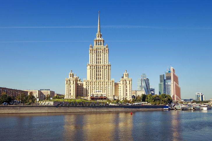 Фото №1 - Гостиница «Украина» готовится отпраздновать 61-летие