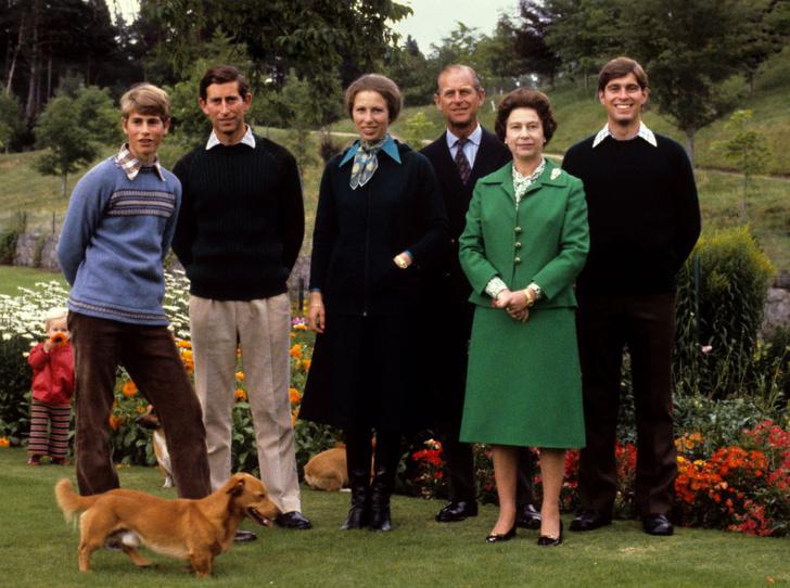 Фото №1 - Высокое положение: какого роста члены британской королевской семьи