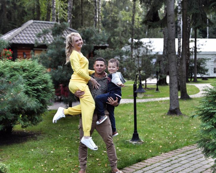 Фото №1 - Дарья и Сергей Пынзарь: счастливы вместе!