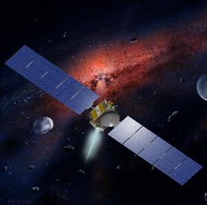 Фото №1 - NASA перенесло полет к астероидам на сентябрь