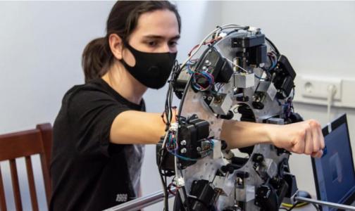 Фото №1 - В России разработали 3D-сканер для создания удобных протезов рук